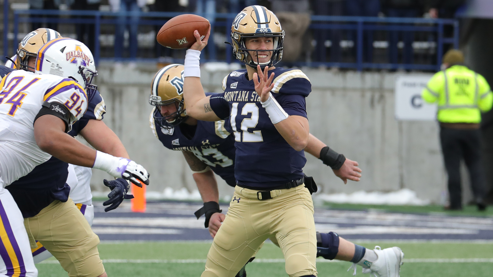 NOTES and QUOTES: Montana State 47, UAlbany 21