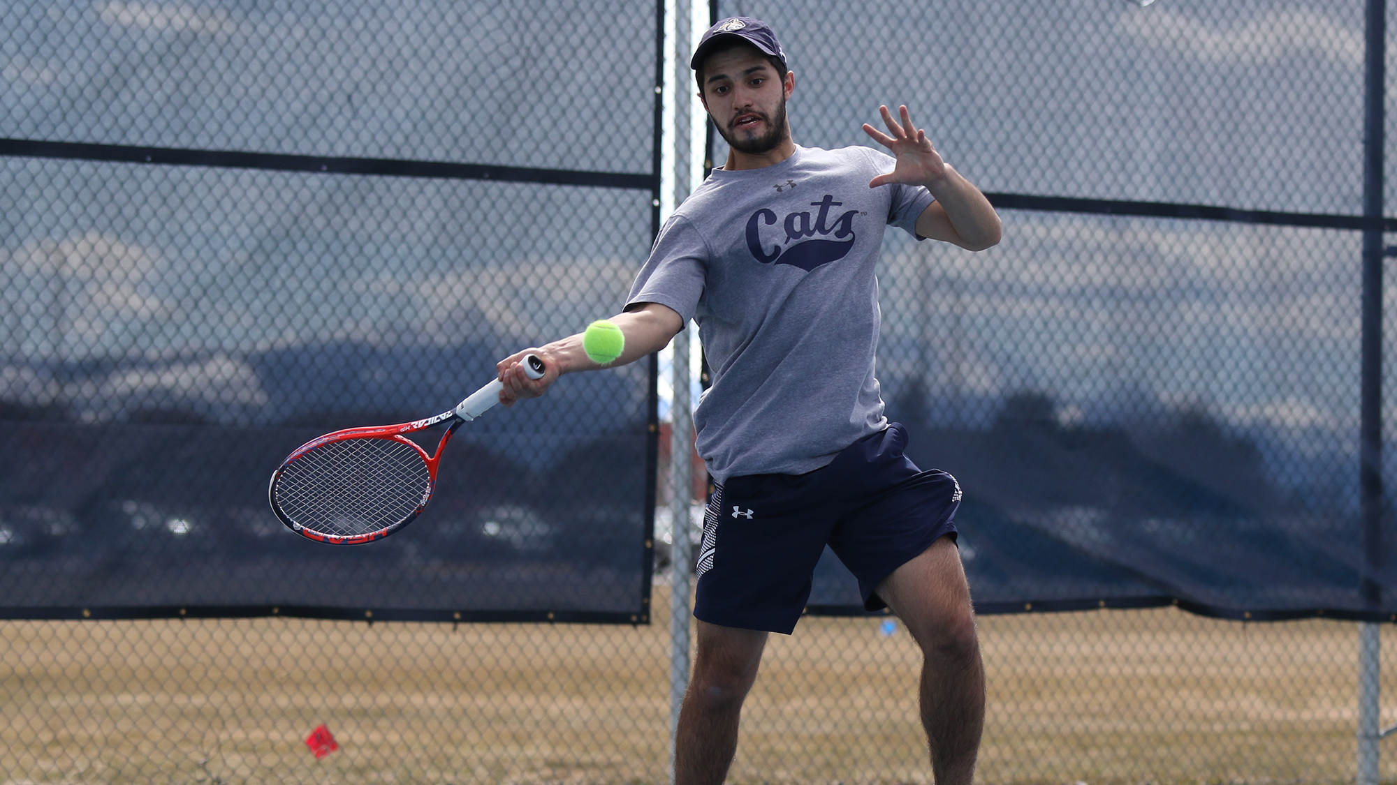Bobcat Veterans Picked as MSU Men's Tennis Captains