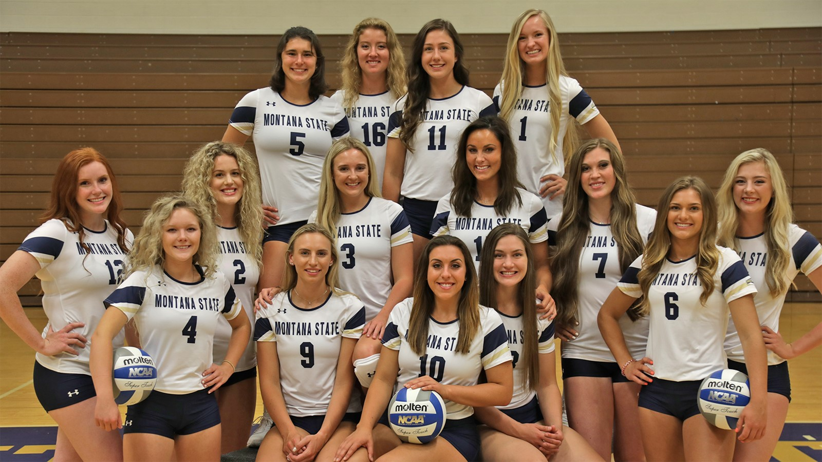 2019 Women S Volleyball Roster Montana State University Athletics