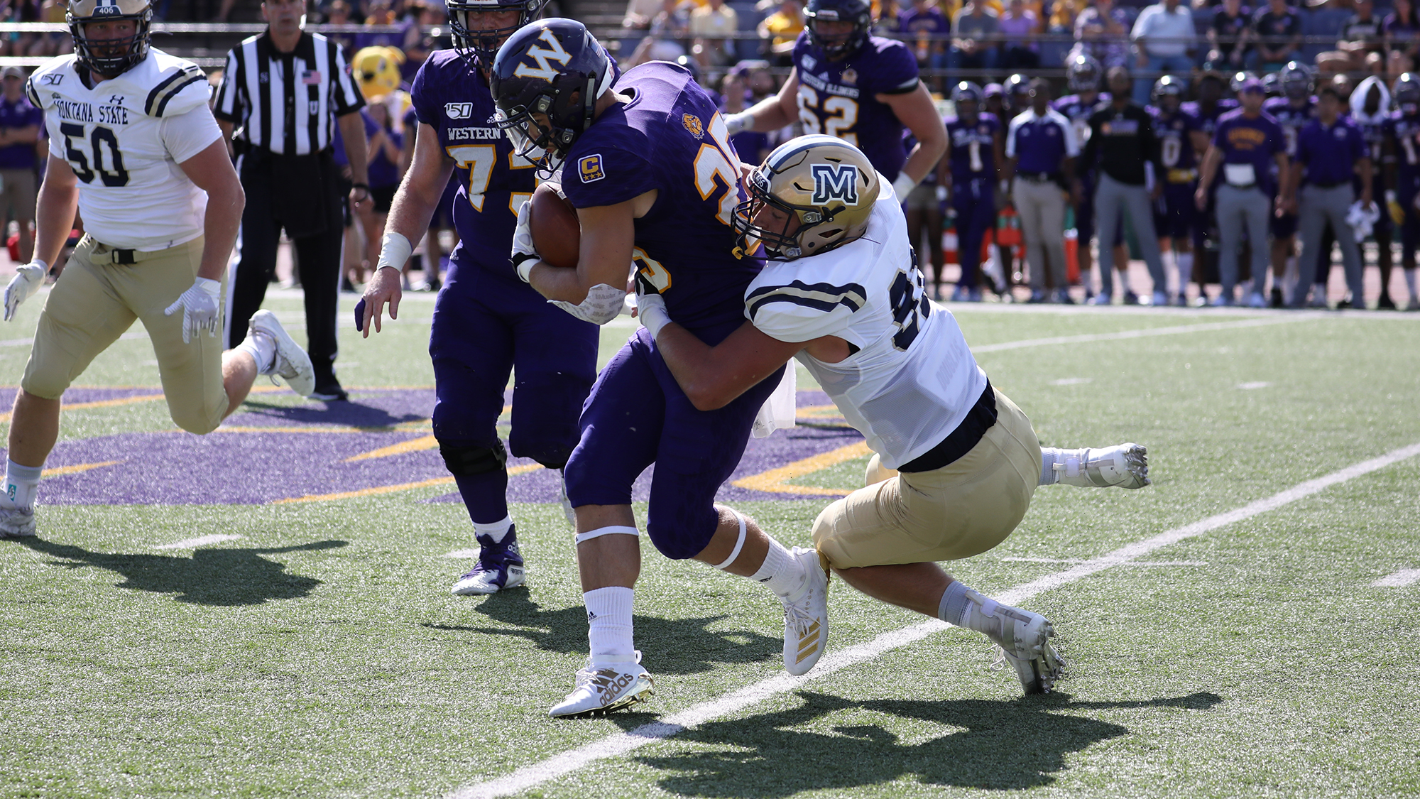 BOBCAT FOOTBALL GAME DAY NOTEBOOK #4: Montana State vs. Norfoli State