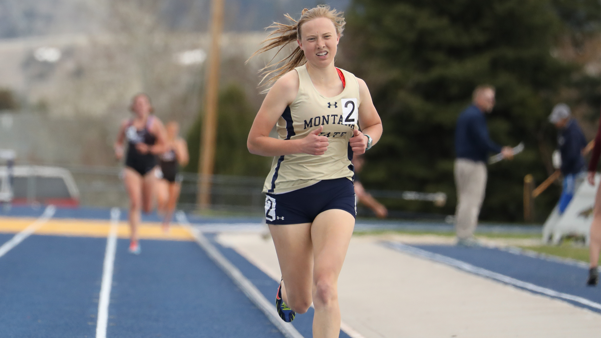 Anna French Making Impact in Multiple Ways at Montana State