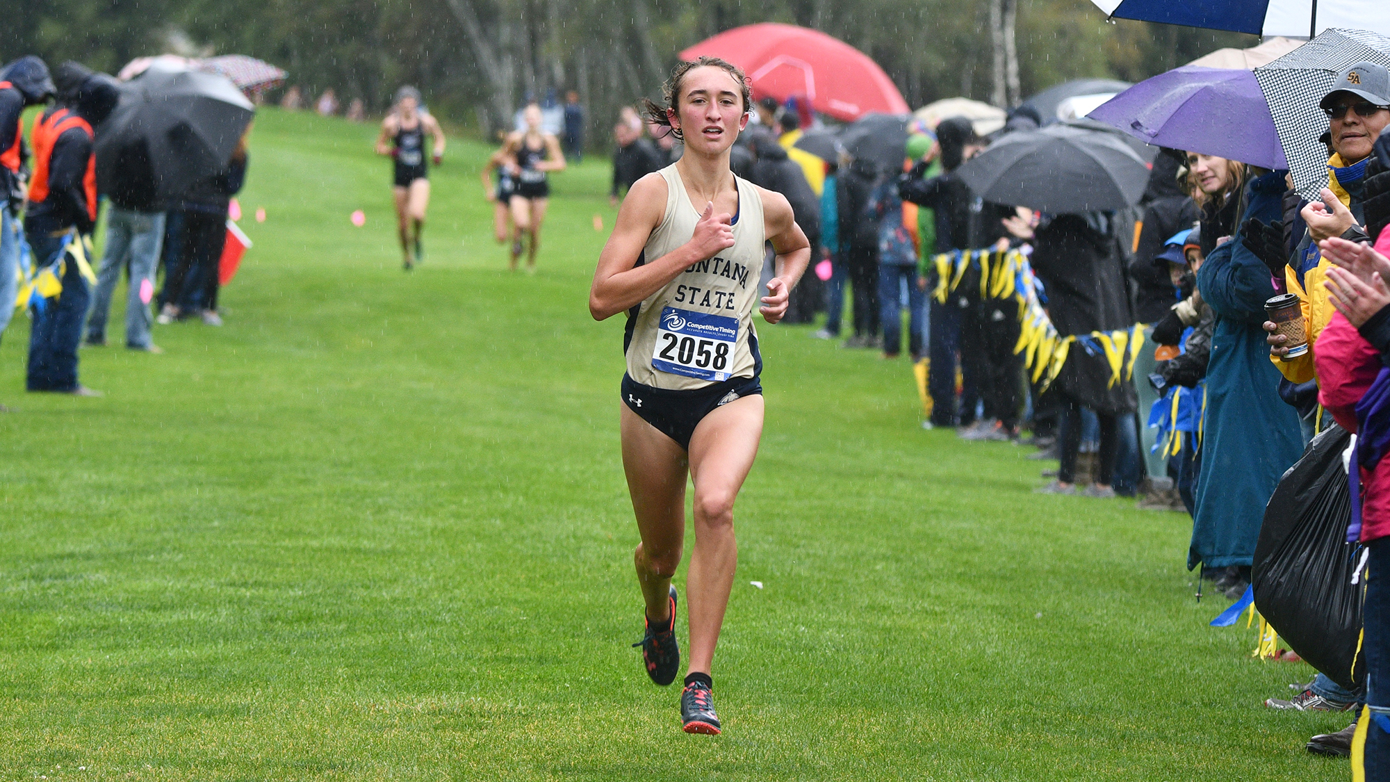 Bobcat Men Finish First, Noe Leads MSU Women at Cross Country Classic