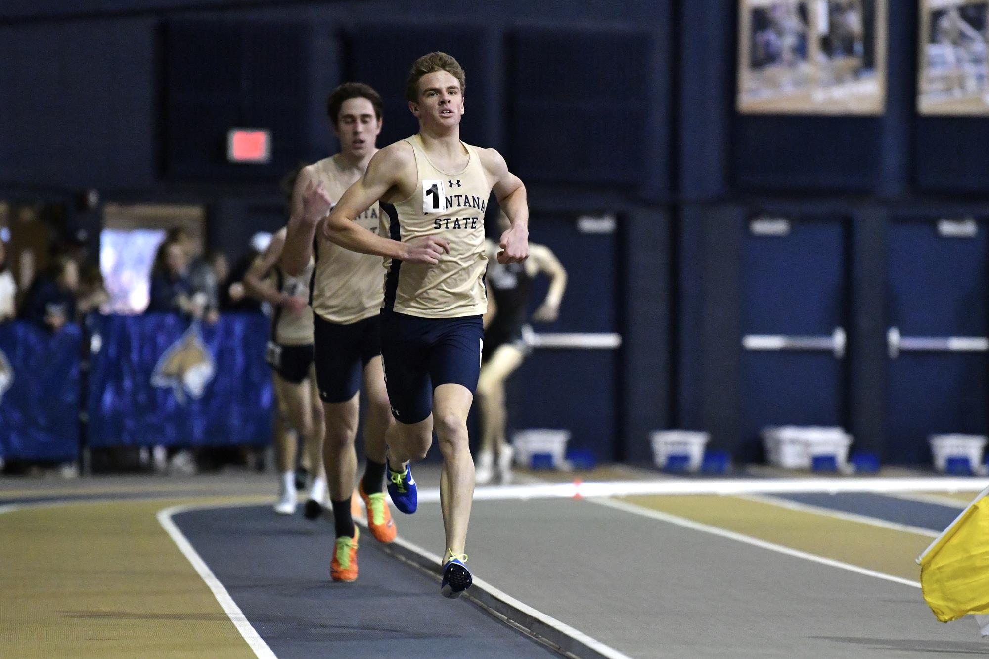 Montana State Track & Field Earns Dual Meet Invitational Sweep