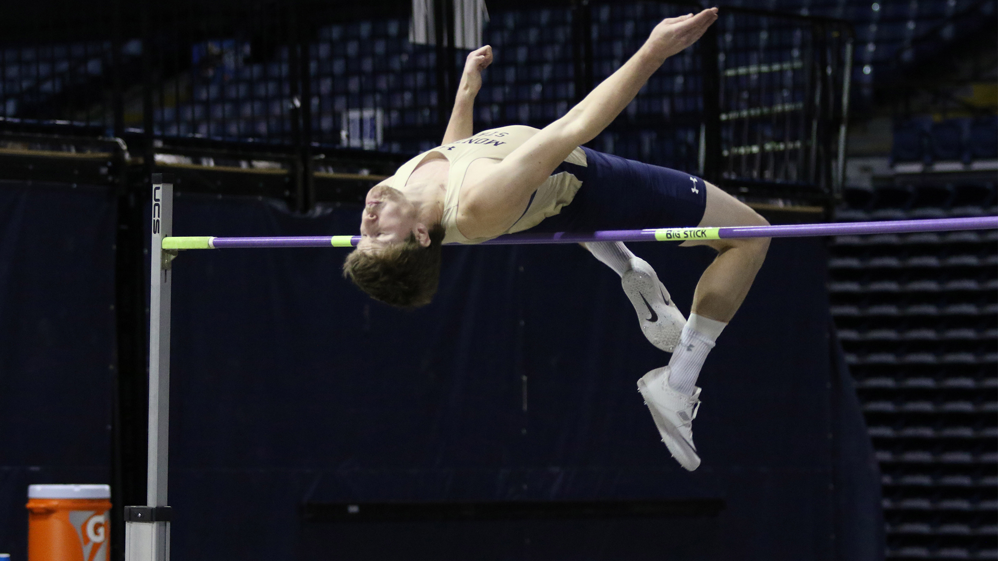 MSU's Martin Claims Second Big Sky Athlete of the Week Honor of Indoor Season